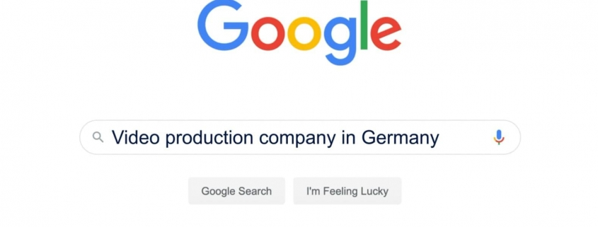 best video production company in germany