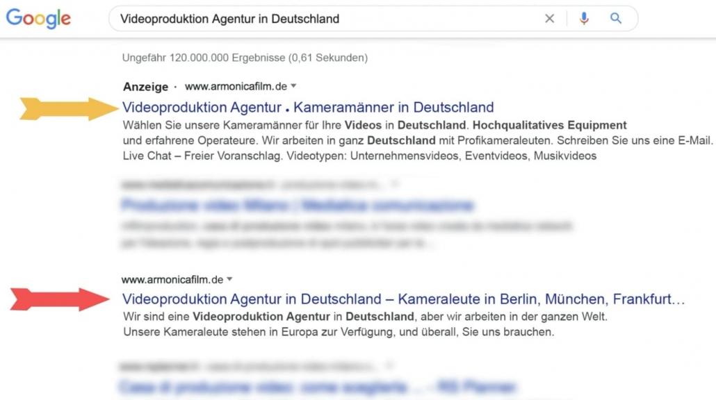 beste videoproduktion agentur in deutschland